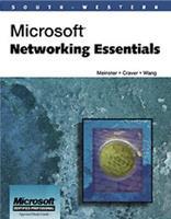 Microsoft Networking Essentials: Microsoft Windows NT 4.0 0538684771 Book Cover