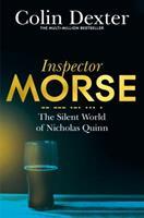 The Silent World of Nicholas Quinn 0553272381 Book Cover