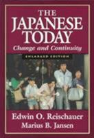 Japanese Today: Change and Continuity, Enlarged Edition 0674471849 Book Cover