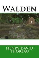 Walden; or, Life in the Woods 0691014647 Book Cover