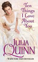 Ten Things I Love About You 0061491896 Book Cover