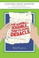 The Terrible, Horrible, Temp-to-Perm Debacle: Book Two in the Just Make a Choice! Series 0312377355 Book Cover