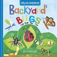 Hello, World! Backyard Bugs 0553521055 Book Cover