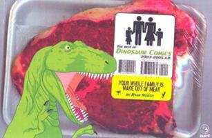 The Best of Dinosaur Comics: 2003-2005 A.D. 0756005183 Book Cover