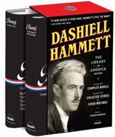 Dashiell Hammett: The Library of America Edition: Hammett 1598532189 Book Cover
