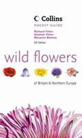 Wild Flowers of Britain and Northern Europe (Collins Pocket Guides Series) 0002200627 Book Cover