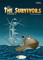 The Survivors - Episode 4: Quantum Anomalies 1849183465 Book Cover