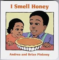 I Smell Honey: Family Celebration Board Books 0152006400 Book Cover