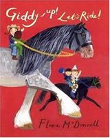 Giddy-up! Let's Ride! 0744598087 Book Cover