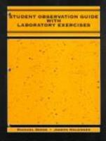 Student Observation Guide With Laboratory Exercises 0136441963 Book Cover