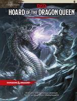 Hoard of the Dragon Queen (Dungeons & Dragons, 5th Edition) 0786965649 Book Cover