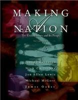 Making a Nation: The United States and Its People, Volume I 0131114522 Book Cover