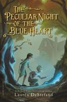 The Peculiar Night of the Blue Heart 161963645X Book Cover