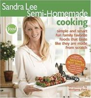 Semi-Homemade Cooking 140135923X Book Cover