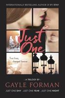 Just One...: Includes Just One Day, Just One Year, and Just One Night 0451478797 Book Cover