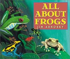 All About Frogs 0590481649 Book Cover