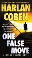 One False Move 0440246091 Book Cover