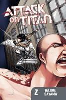 Attack on Titan, Vol. 2 1612620256 Book Cover