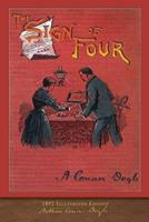 The Sign of the Four 0831777923 Book Cover