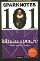 SparkNotes 101: Shakespeare 1411400275 Book Cover