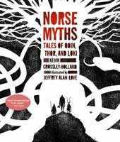 Norse Myths: Tales of Odin, Thor and Loki 0763695009 Book Cover