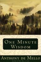 One Minute Wisdom 0385242905 Book Cover