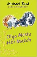 Olga Meets Her Match 0440466229 Book Cover