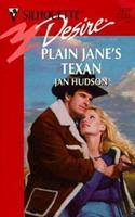 Plain Jane's Texan (Silhouette Desire, 1229) 0373762291 Book Cover