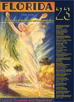 The Journal of Decorative and Propaganda Arts 23: Florida Theme Issue 0963160184 Book Cover
