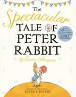 The Spectacular Tale of Peter Rabbit 072327116X Book Cover