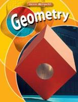 Geometry, Student Edition 0078884845 Book Cover