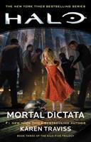 Halo: Mortal Dictata 1982111852 Book Cover