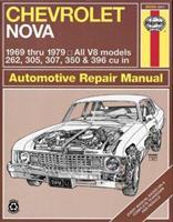 Chevrolet Nova 1969-79 Owner's Workshop Manual 0856966932 Book Cover