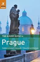 The Rough Guide to Prague 1843539918 Book Cover
