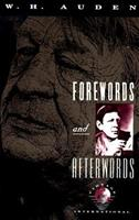 Forewords and Afterwords 0394718879 Book Cover