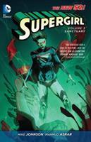 Supergirl, Vol. 3: Sanctuary 1401243185 Book Cover