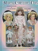 Modern Collectible Dolls Volume II: Identification & Value Guide 157432053X Book Cover