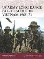 US Army Long-Range Patrol Scout in Vietnam 1965-71 (Warrior) 1846032504 Book Cover