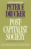 Post-Capitalist Society 0887306616 Book Cover