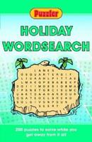"""""""Puzzler"""" Holiday Wordsearch 1847325300 Book Cover"""
