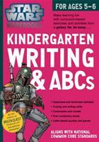 Star Wars Workbook: Kindergarten Writing and ABCs 0761178058 Book Cover
