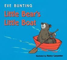 Little Bear's Little Boat 0395974623 Book Cover