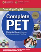 Complete PET: CD-Rom 0521741416 Book Cover