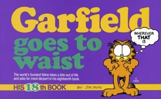 Garfield Goes to Waist (Garfield (Numbered Paperback))