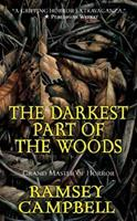 The Darkest Part of the Woods 0765346826 Book Cover