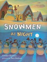Snowmen at Night