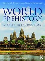 World Prehistory: A Brief Introduction 032102365X Book Cover