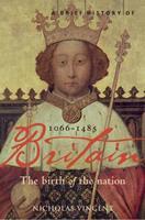 A Brief History of Britain 1845293967 Book Cover
