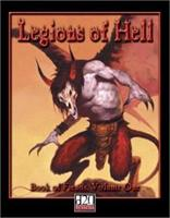 Legions Of Hell 0970104847 Book Cover
