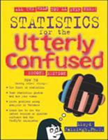 Statistics for the Utterly Confused 0071350055 Book Cover